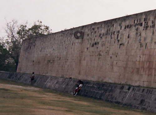 הכדורסל של בני המאיה, צ'יצן איצ'ה,  מקסיקו