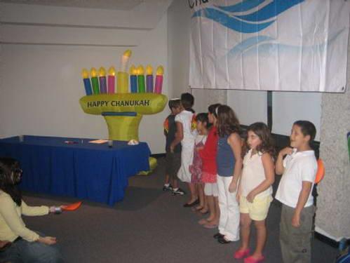 מסיבת חנוכה בקנקון, מקסיקו