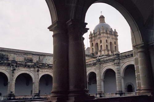 כנסיית סנטו דומינגו, וואחקה