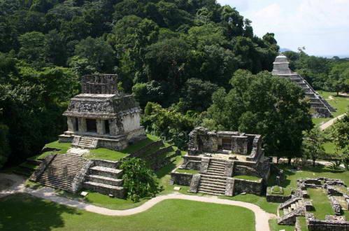 עתיקות פלנקה, מאתרי המאיה המפוארים ביותר
