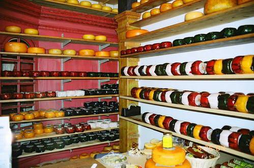 גבינות הולנדיות