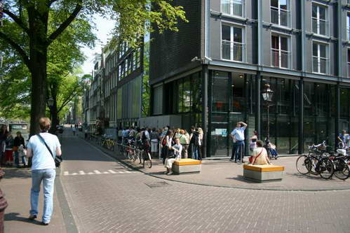 בית אנה פרנק, אמסטרדם, הולנד