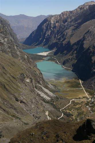 הרי האנדים בפרו