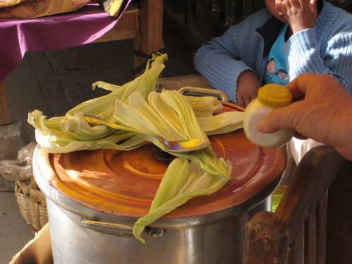 צ'וקלו, המטבח הפרואני, פרו