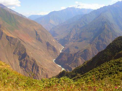 העמק הקדוש של האינקה בדרום פרו