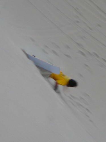 סקי חולות בהוואקאצ'ינה, איקה, פרו