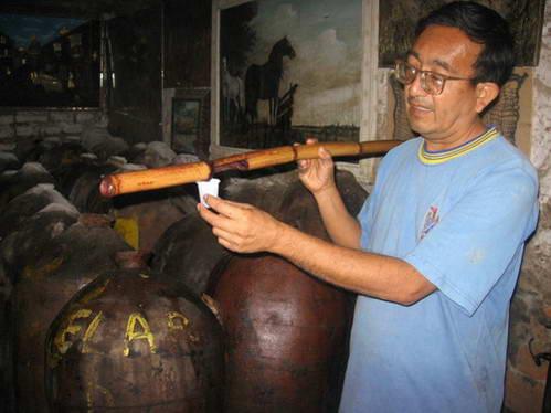 סיור יינות באיקה פרו