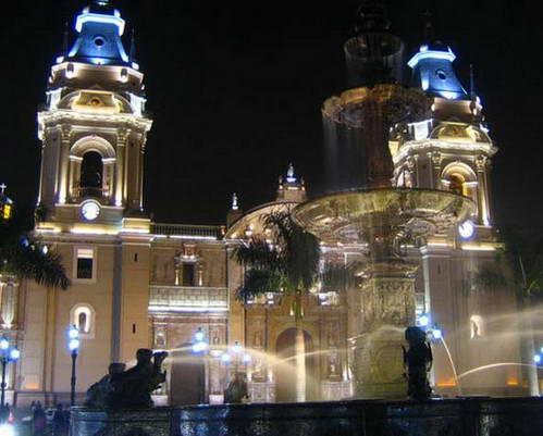 הקתדרלה של לימה, פרו