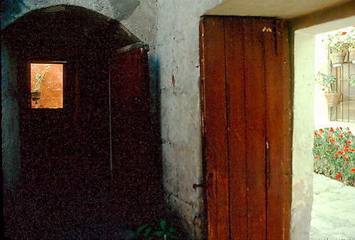 מנזר סנטה-קטלינה בארקיפה פרו
