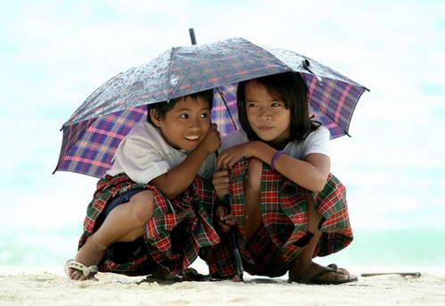 פיליפיניות צעירות Philippines