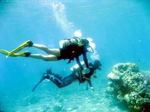 צלילה בריף של הפיליפינים