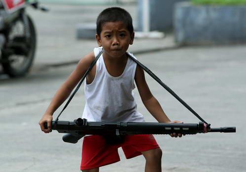 ילד פיליפיני