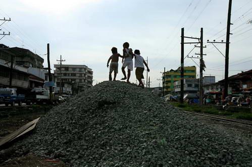 מנילה, הפיליפינים