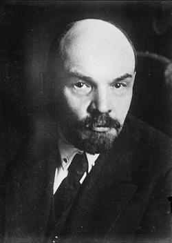 ולדימיר איליץ' לנין, רוסיה