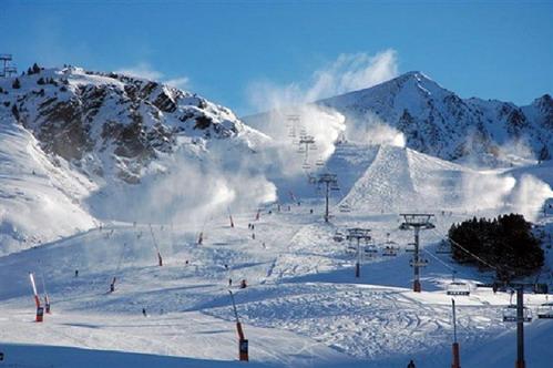 גראנד ולירה, 193 קילומטרים של סקי ברמה אירופאית