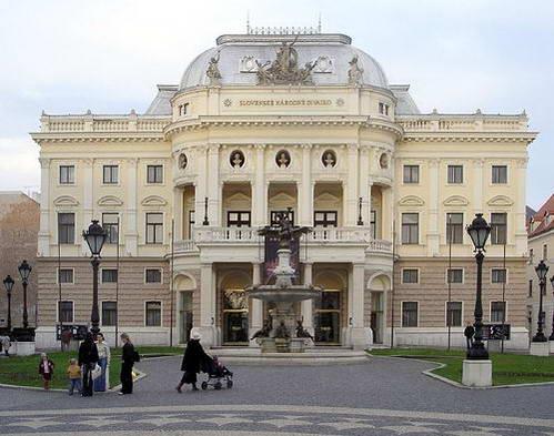 התיאטרון הלאומי הישן של סלובקיה