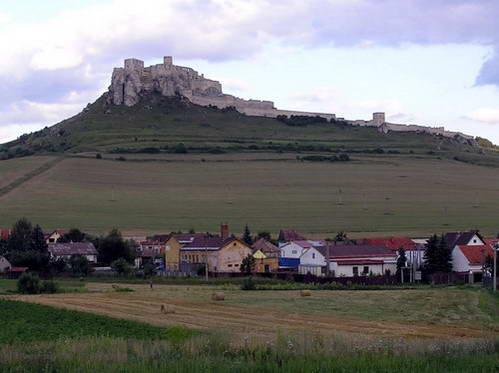 מצודת ספיש, אחת המצודות הגדולות באירופה