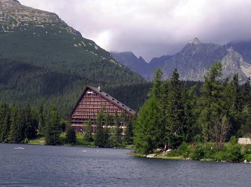 מלון בנוף קסום של הרי הטטרה הגבוהים