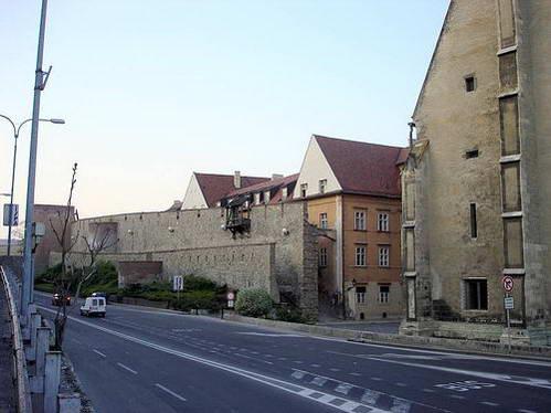 שריד יחיד לחומת העיר העתיקה