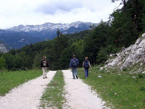 הר ווגל, סלובניה