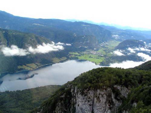 בוהין, הר ווגל, סלובניה