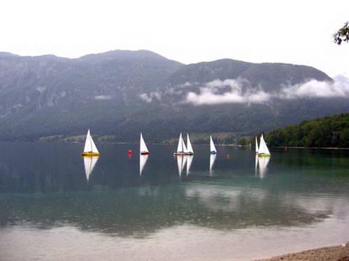 אגם בוהין, סלובניה
