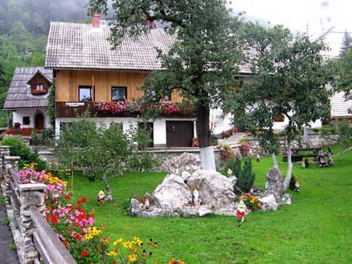 סטרדנה ואס, אזור בוהין, סלובניה