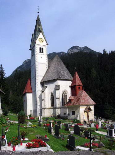 סאוצ'אבה, לוגרסקה דולינה, סלובניה