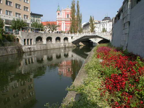 לובליאנה, בירת סלובניה