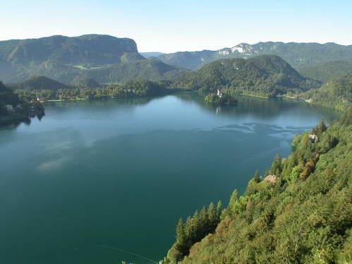 האי באגם בלד, סלובניה