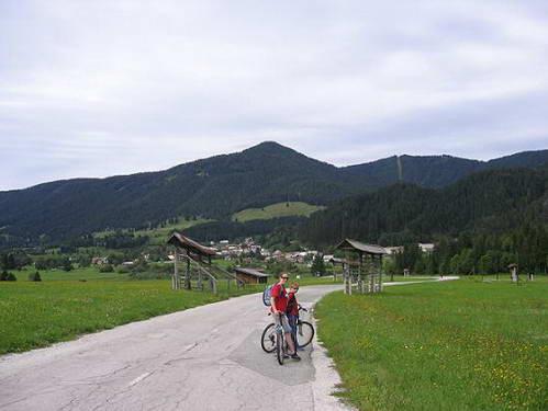 קרנסקה גורה, צפון-מערב סלובניה