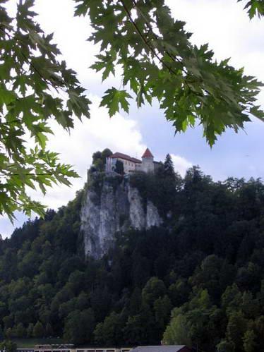 טירת בלד, סלובניה