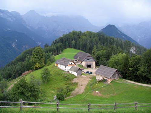 שמורת לוגרסקה דולינה, סלובניה