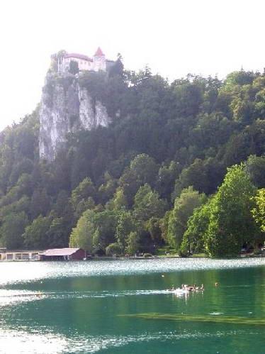 אגם בלד וטירת בלד, סלובניה