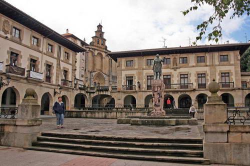 העיירה גרניקה, חבל הבאסקים, ספרד
