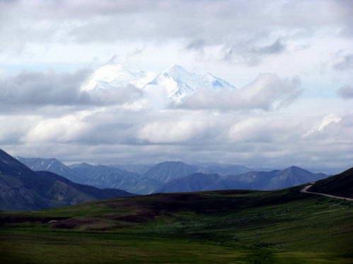 הר מקינלי, אלסקה