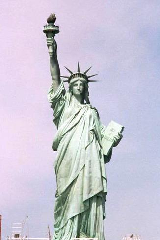 פסל החירות, ניו יורק