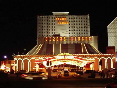 מלון סירקוס סירקוס (Circus Circus