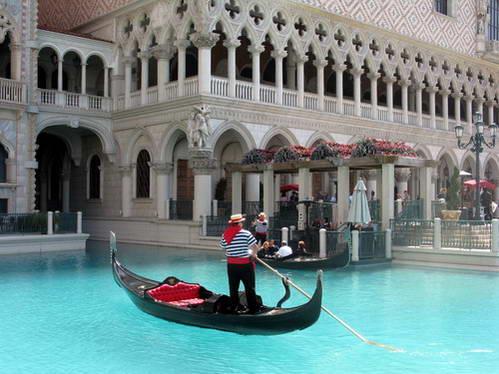 מלון ונציה (The Venetian)
