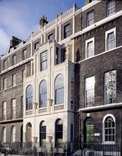 מוזיאון סר ג'ון סון, לונדון