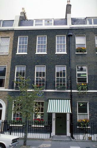 ביתו של צ'ארלס דיקנס, לונדון