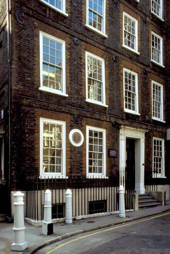 ביתו של סמואל ג'ונסון, לונדון