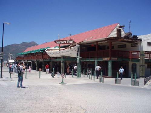 חנות תיירותית בנמל
