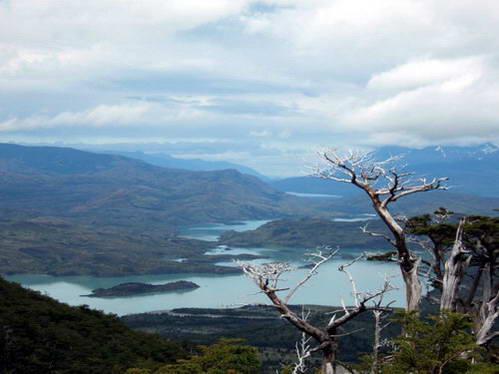 העמק הצרפתי, טורס דל פיינה, טורוסים, פטגוניה, ארגנטינה