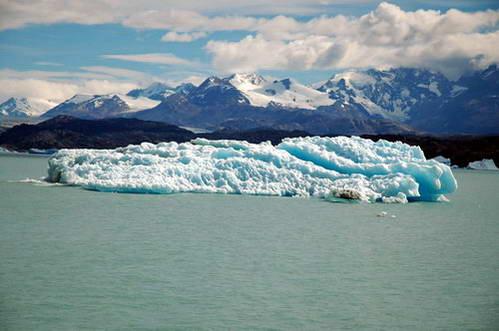 פריטו מורנו, הקרחון המתנפץ, פטגוניה, ארגנטינה
