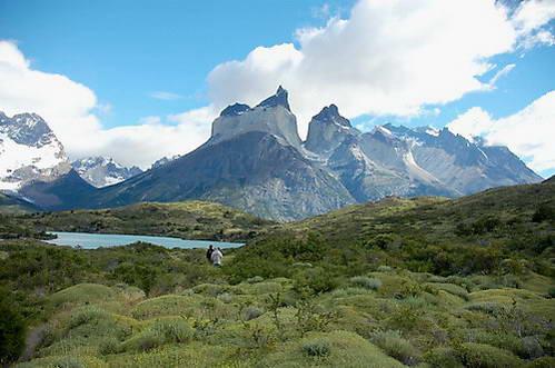 לאו פוואה, טורס דל פיינה, פטגוניה, צ'ילה