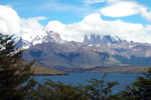 מגדלי הפיינה, פארק טורס דל פיינה, פטגוניה, צ'ילה