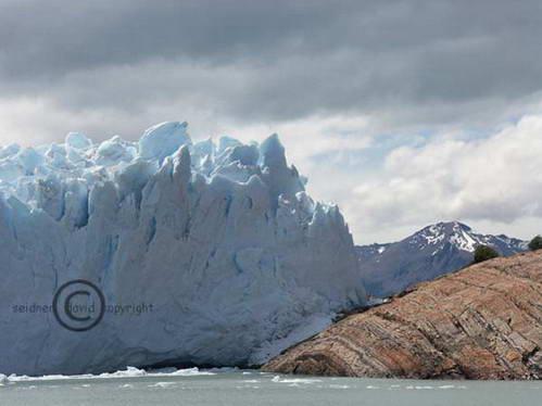 פוריטו מורנו, הקרחון המתנפץ, אל קלפטה ארגנטינה
