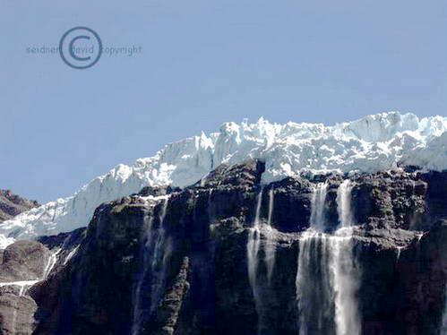 הקרחון השחור, ארגנטינה