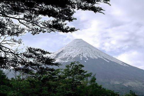 הר הגעש אוסורנו, צ'ילה